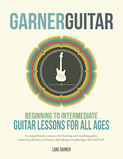 Garner Guitar Book Cover